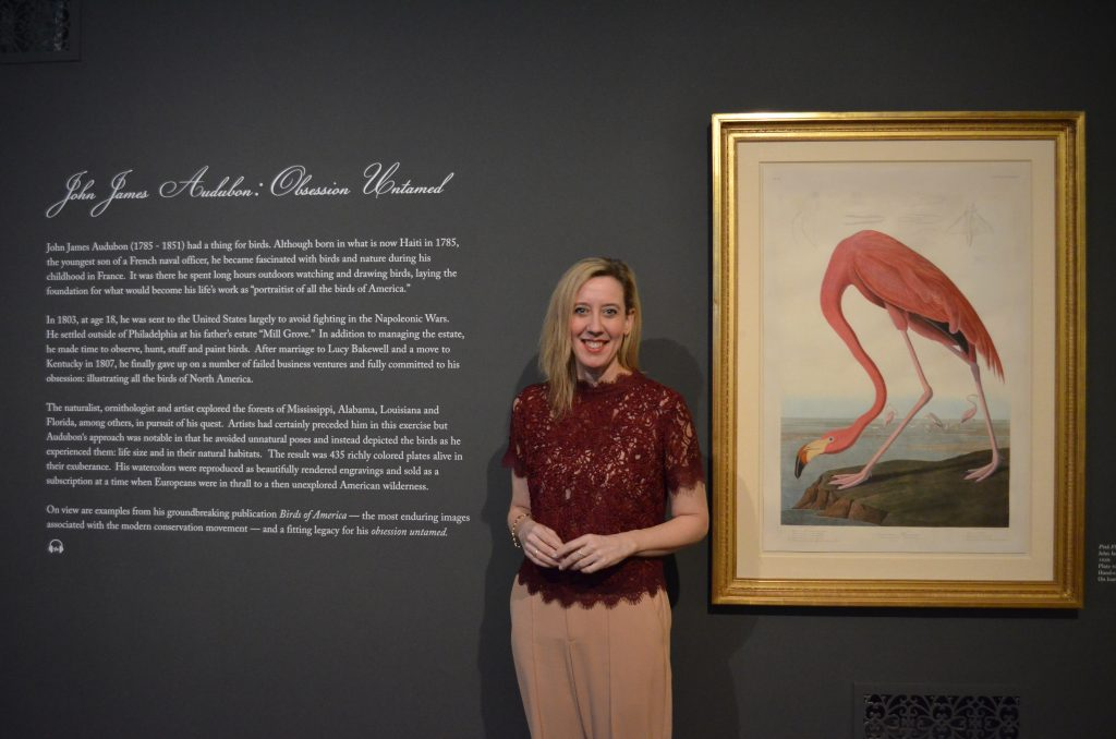 Ashley Householder Curator of Exhibitions at PSNC
